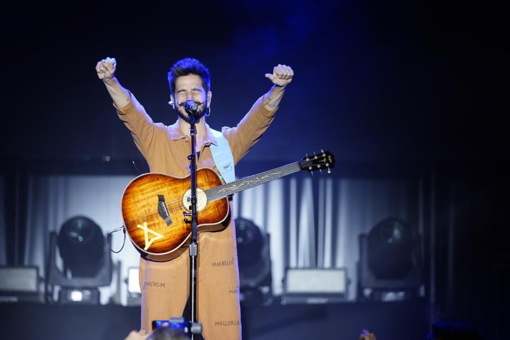 Camilo conquista el Low Music de Pozoblanco
