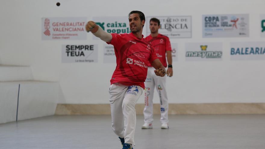 XIV Copa Diputació de València – Caixa Popular d'escala i corda: màxima igualtat pels llocs de 'semis'