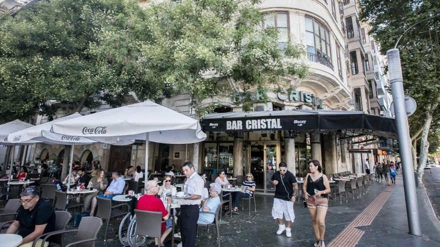 Traditionsbar Cristal in Palma de Mallorca vor dem Aus