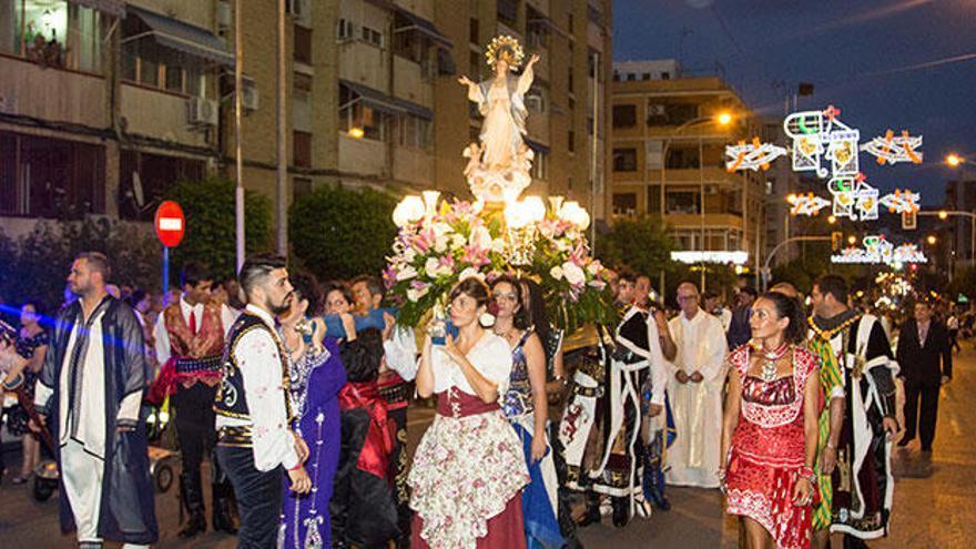Los Moros y Cristianos están listos para conquistar Altozano