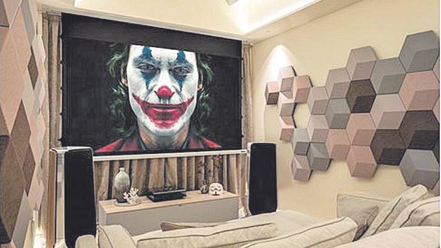 Crece un 40% en Mallorca la demanda de pantallas en casa