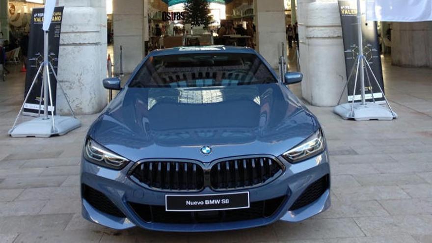 BMW Engasa, presente en la Feria del Cava Valenciano