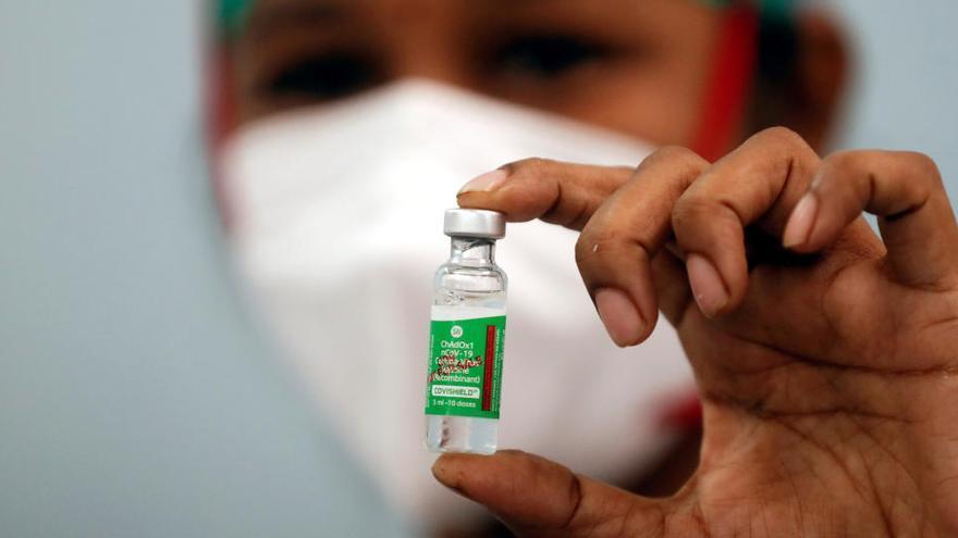 La OMS aprueba el uso de emergencia de la vacuna anticovid de AstraZeneca