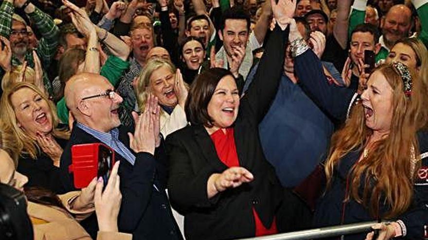El Sinn Féin guanya les eleccions a Irlanda, segons els primers resultats oficials