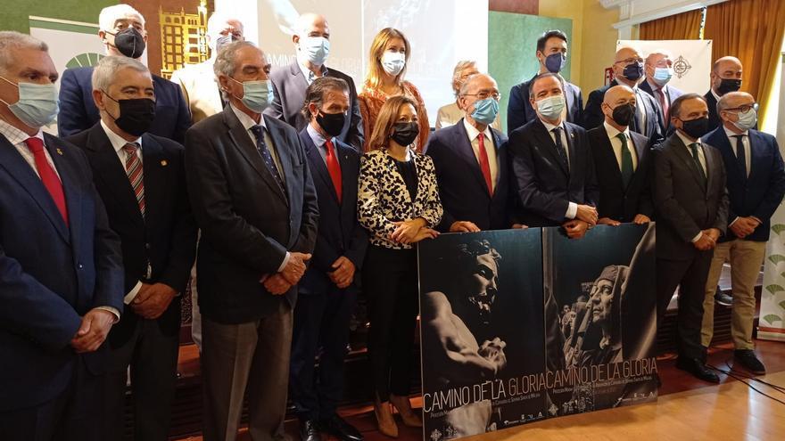La Magna ofrecerá 14 horas de procesiones entre la Alameda Principal y la Catedral de Málaga