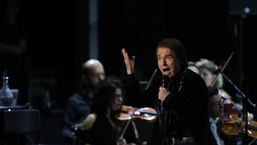Las imágenes del concierto de Raphael en Starlite Festival