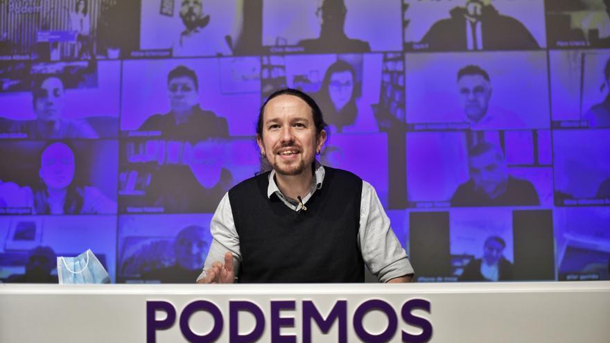 Iglesias certifica que no volverá a optar a la secretaría general de Podemos