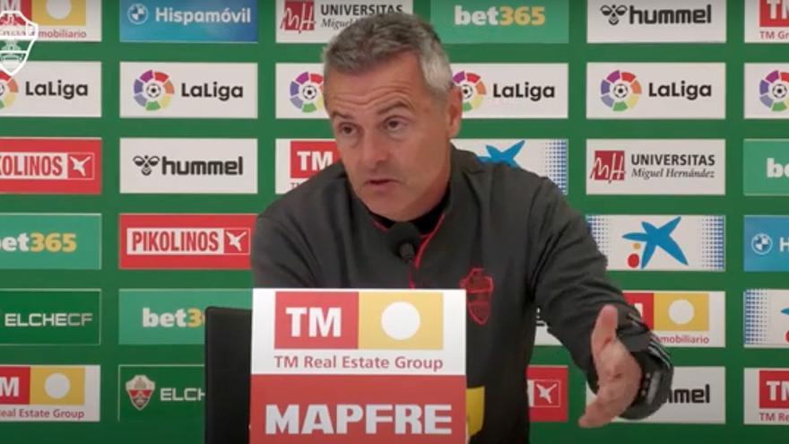 """Escribá: """"En Pamplona iniciamos una semana con 9 puntos importantísimos"""""""