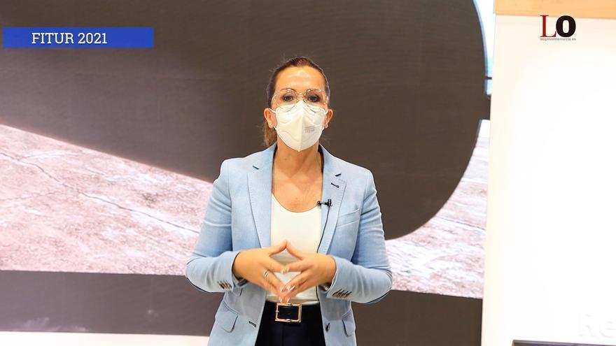 Fitur 2021 | Ana Belén Castejón, alcaldesa de Cartagena