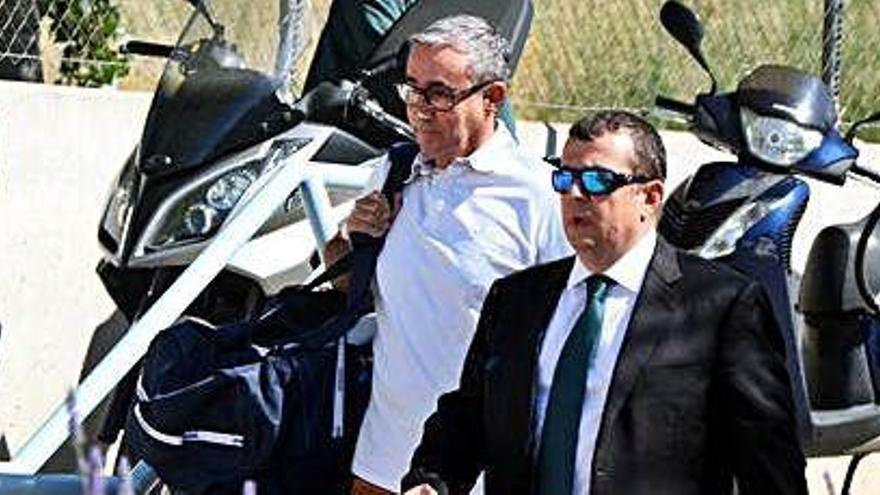 El TS rebutja flexibilitzar el règim penitenciari de l'exsoci d'Iñaki Urdangarin