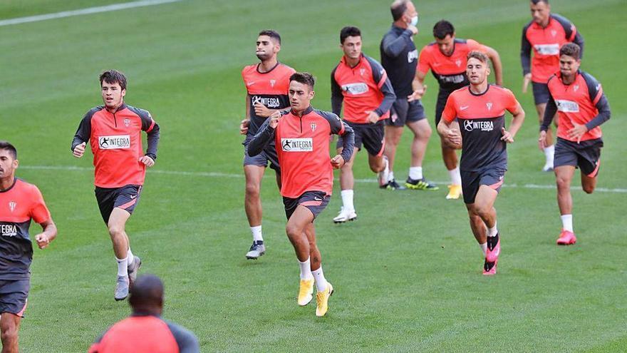 """Pedro quiere quedarse en Gijón: """"Estoy en mi parque y contento"""""""