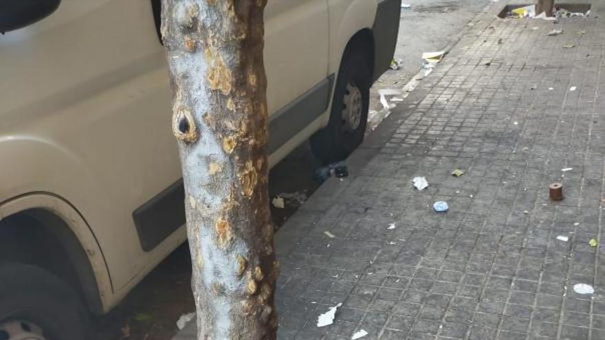 El PP pide un plan contra la delincuencia en Orriols