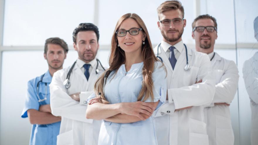 Se buscan médicos de familia, fisioterapeutas, dermatólogos y oftalmólogos para Francia