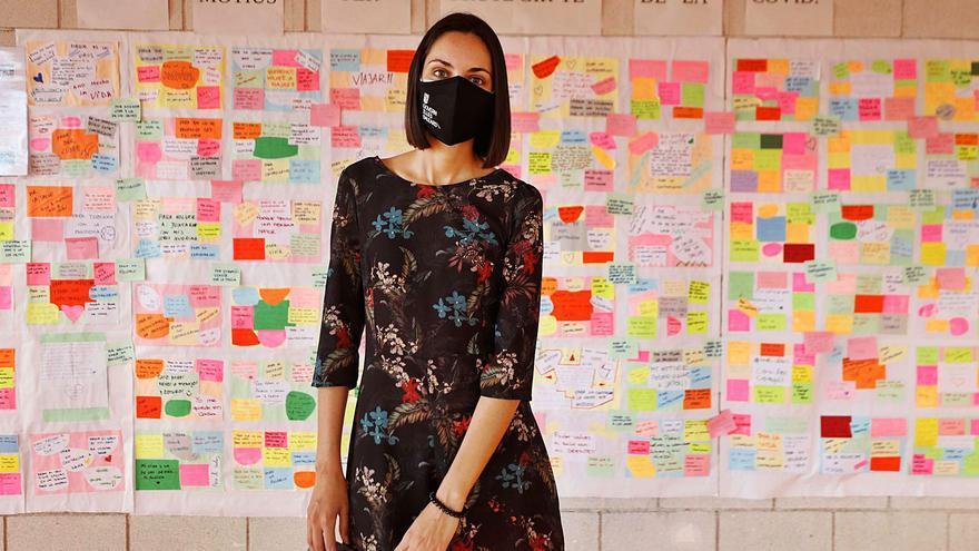 Lidia Rodríguez, coordinadora de Infocovid en Ibiza: «Las medidas contra el covid cambiaban tanto que la gente tenía muchas dudas»