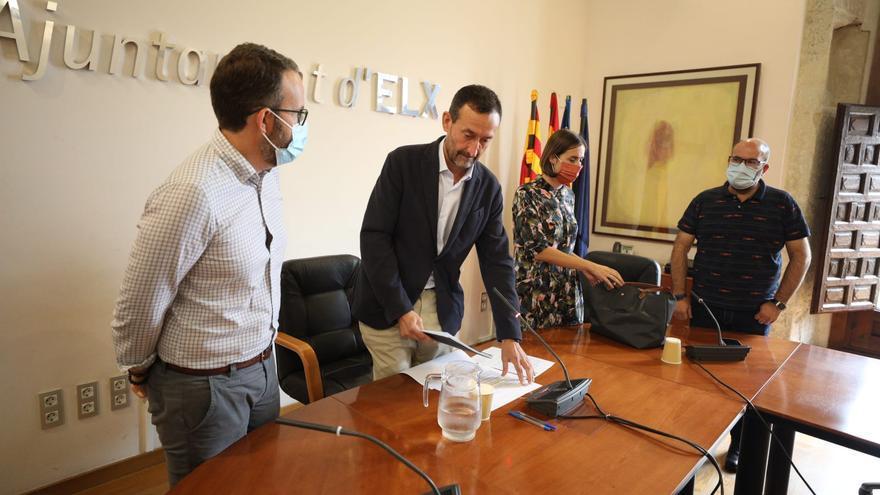 El Ayuntamiento de Elche da 10 días a la empresa del mercado para que alegue contra la resolución del contrato