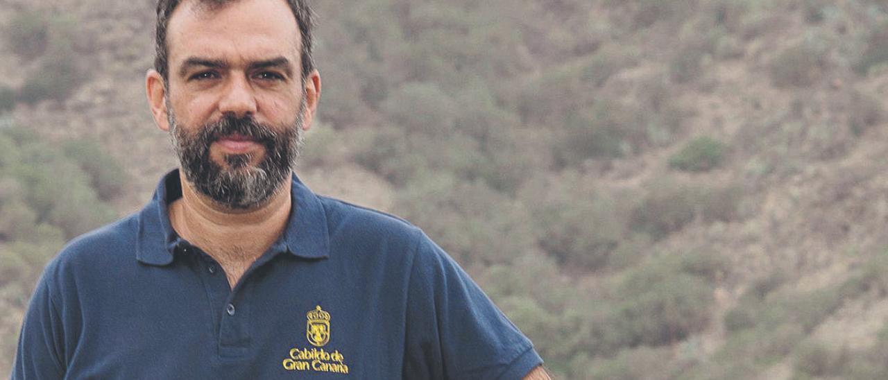 Federico Grillo, Director Técnico de Emergencias del Cabildo de Gran Canaria