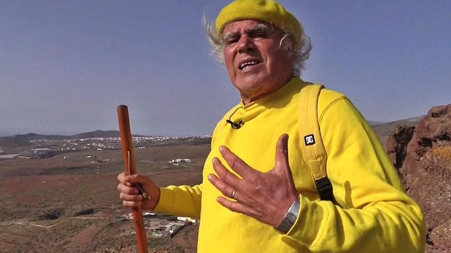 El obispo de Canarias aparta de sus funciones de párroco al padre Báez