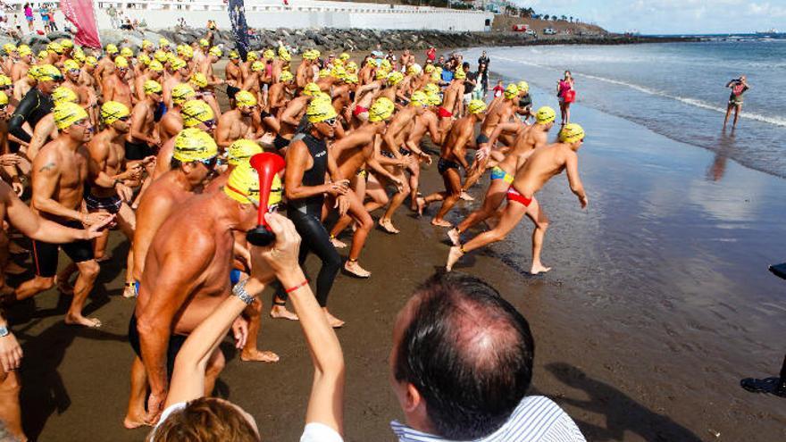 Las Canteras y San Cristóbal acogerán actividades deportivas y de ocio