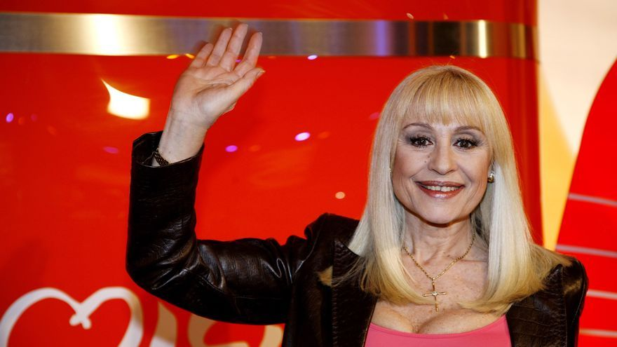 Raffaella Carrà, una diva amada por todos