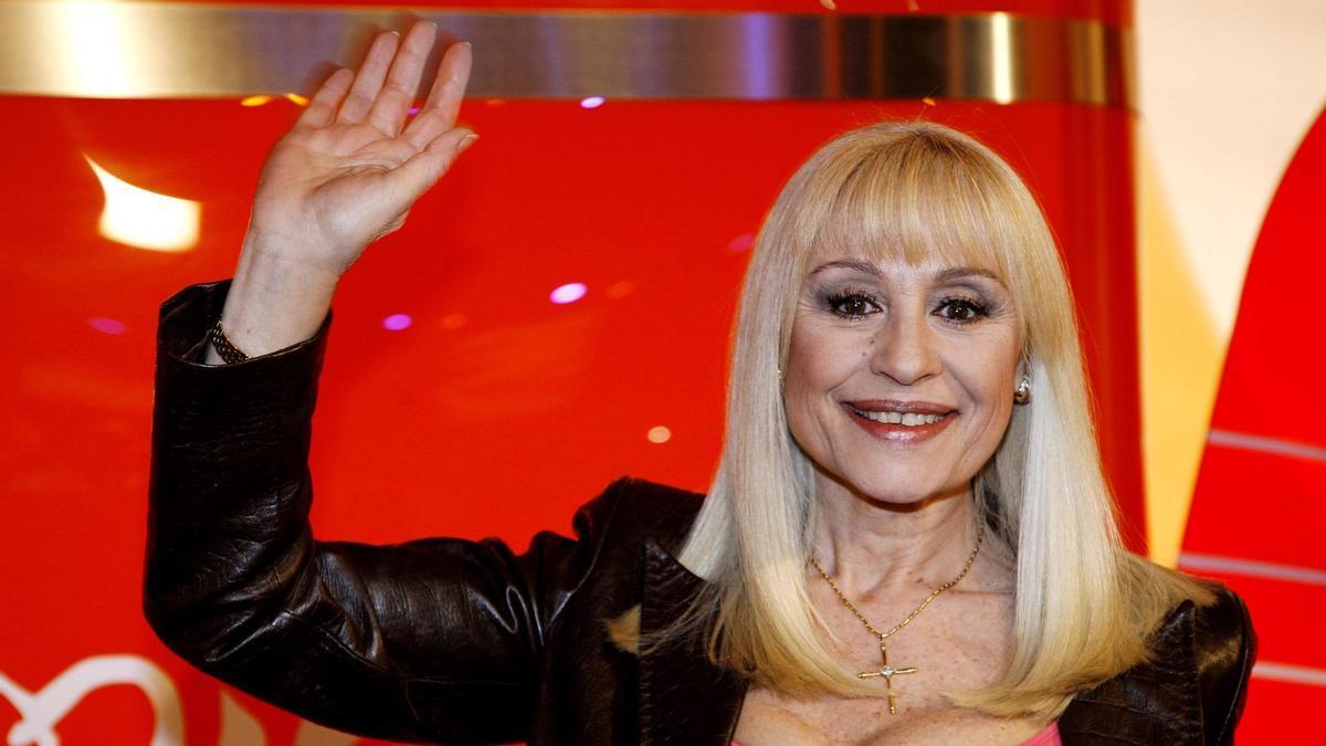 Raffaella Carrà.