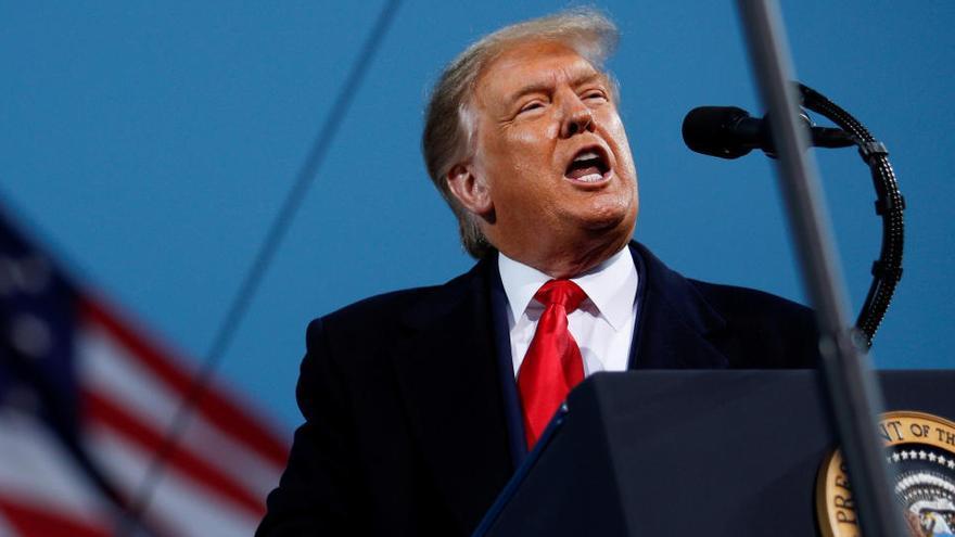 Trump mira a una candidatura en 2024
