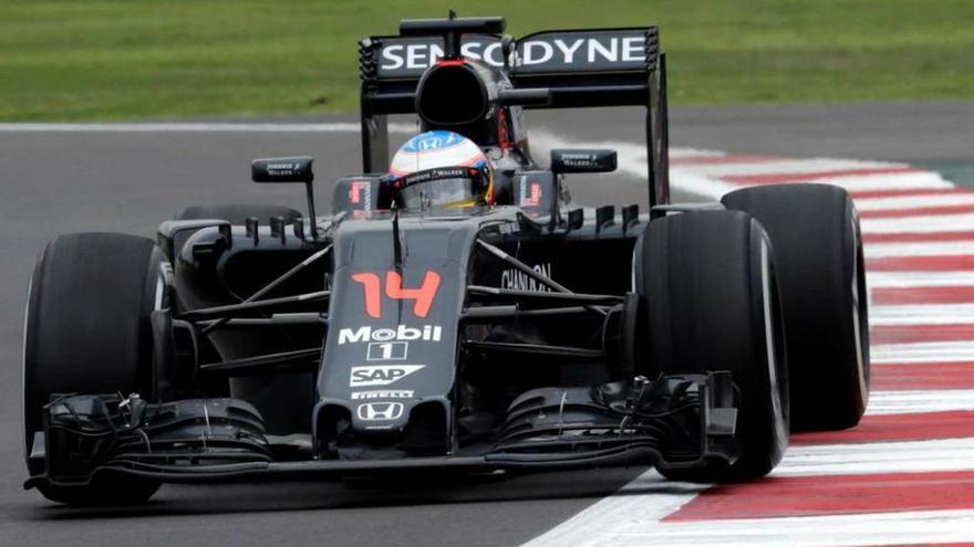 "Alonso: ""Aquí no podemos esperar grandes cosas"""