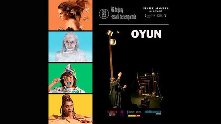 Teatre: «Oyun»