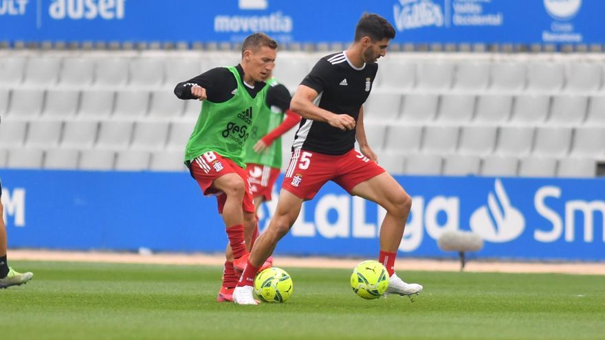 El encuentro Sabadell - FC Cartagena, minuto a minuto