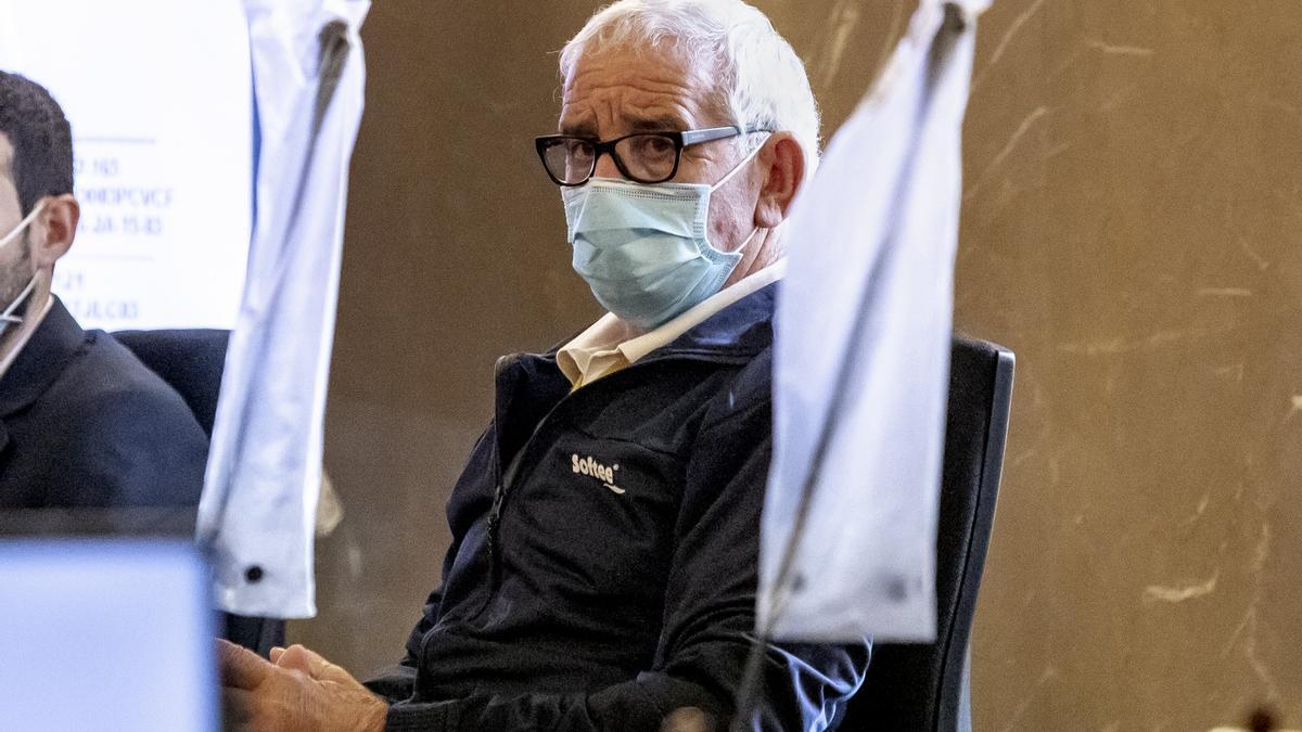 Plan de juicio por asesinato de Son Gotleu