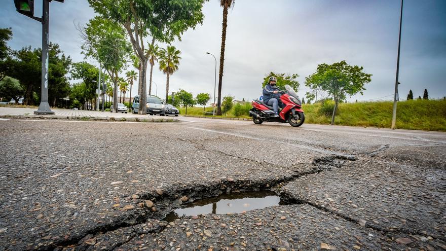 El ayuntamiento licita un nuevo contrato de asfaltado de calles por un millón de euros