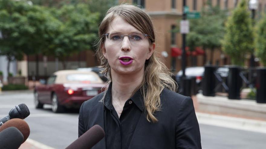 Un juez ordena la puesta en libertad de Chelsea Manning