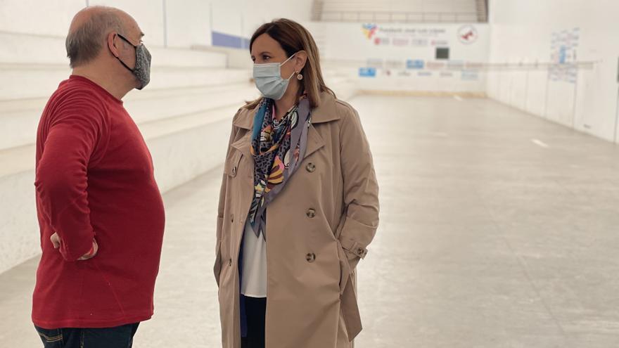 María José Català espera una niña para este verano