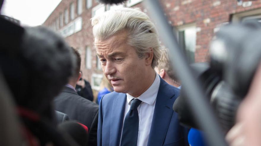 """Wilders: """"Rutte aún no se ha librado de mí"""""""