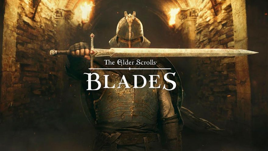 'The Elder Scrolls: Blades', gratis en App Store y Google Play