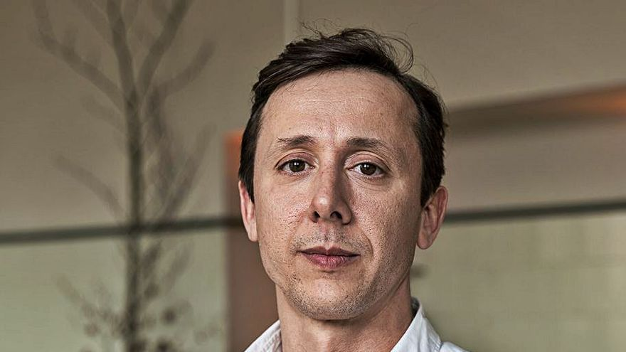 """Ángel Maldonado: """"En Asturias podemos competir muy bien por el talento que sale de la Universidad"""""""
