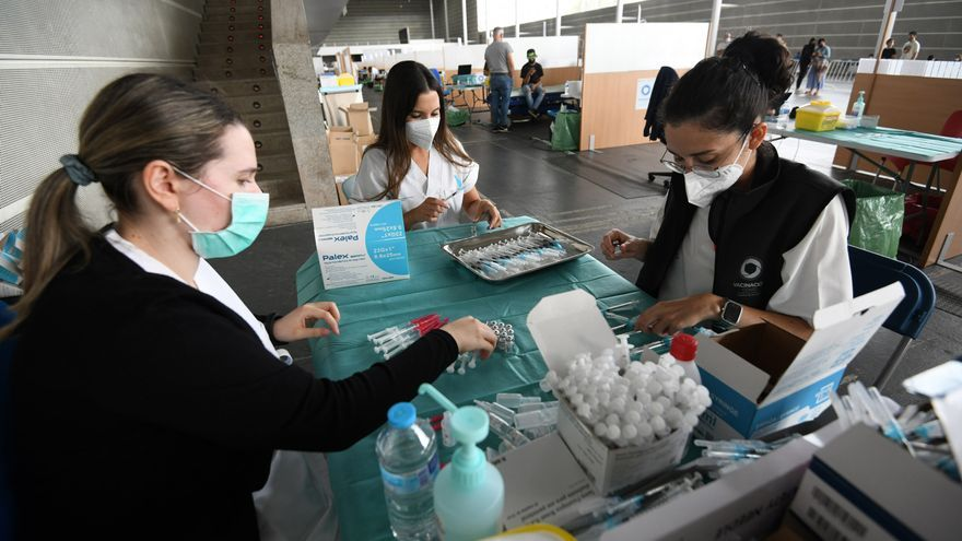 Horarios y lugares para vacunarse contra el COVID sin cita en Galicia