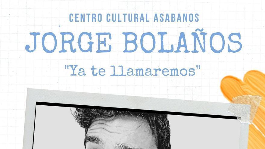 Espectáculo 'Ya te llamaremos', de Jorge Bolaños