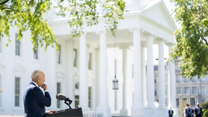 Biden propondrá este miércoles otro plan billonario, este de bienestar social