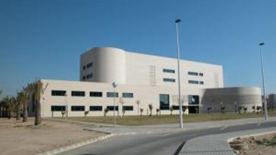 Sala Universitas (Edificio Rectorado y Consejo Social)