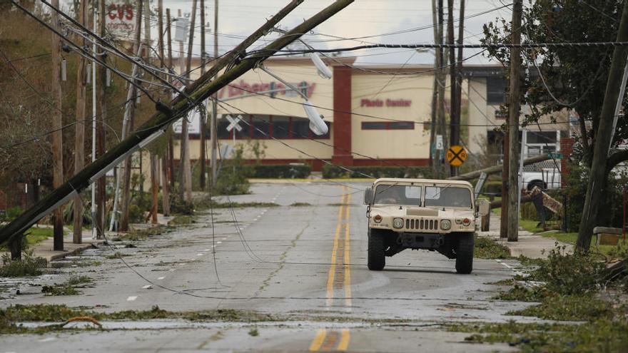 Laura se degrada a tormenta tropical tras dejar al menos un fallecido en EEUU