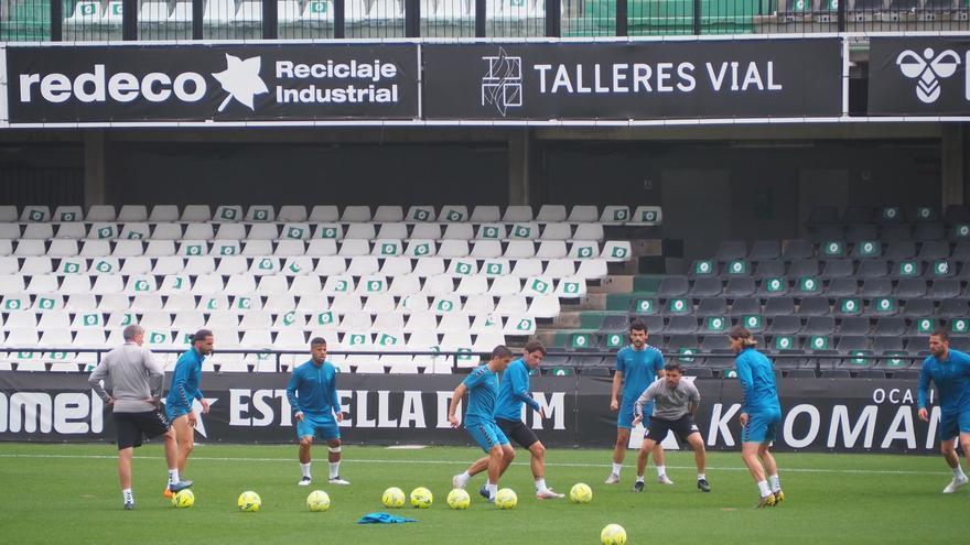 """Juan Carlos Garrido, sobre la recta final de la temporada: """"Hay resultados que no son normales"""""""