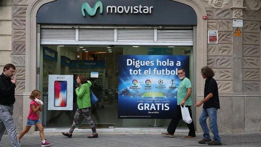 Liga y Champions, en Movistar+