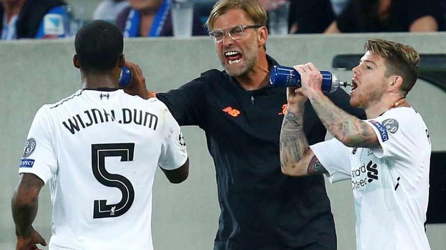 El Liverpool se niega a traspasar a Coutinho