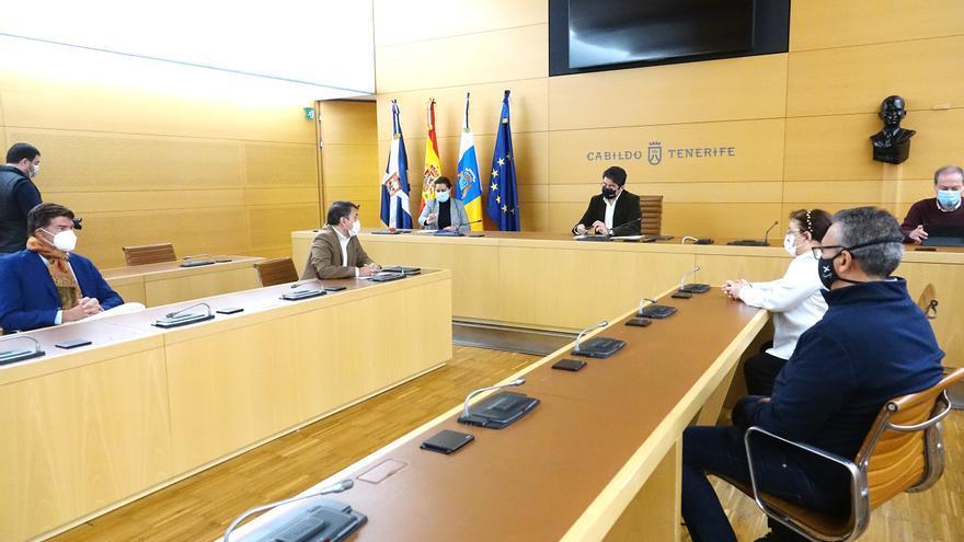 La peatonalización del Mercado, pendiente de que el Cabildo y Santa Cruz se pongan de acuerdo