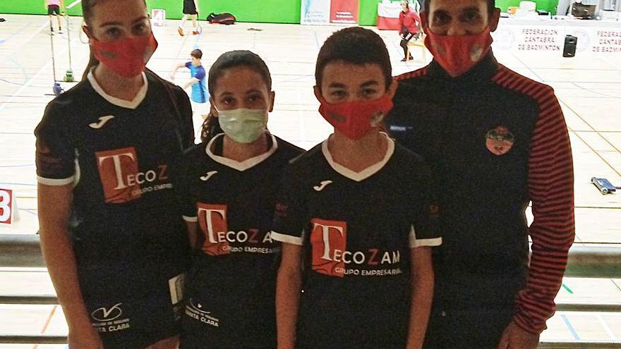B. Zamora regresa a la competición en Cantabria