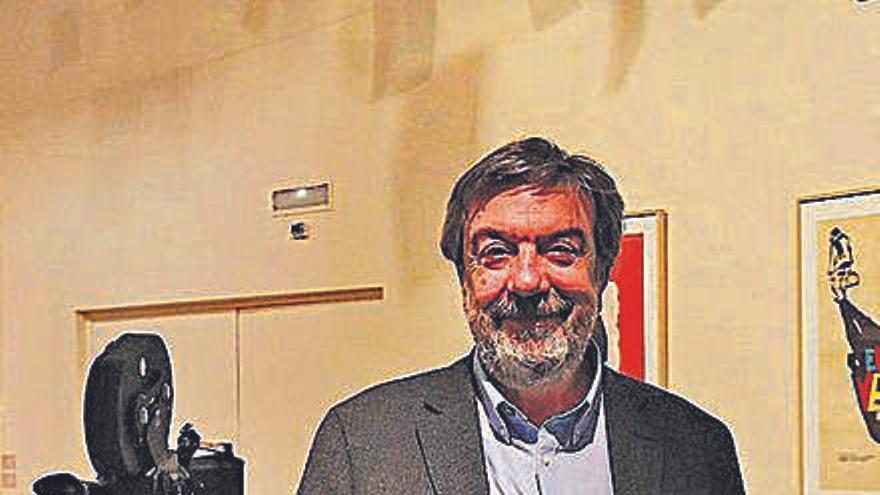 «Berlanga acaba en la División Azul para impresionar a una novieta»