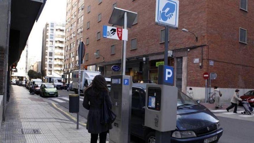 Los trabajadores del estacionamiento regulado de Zaragoza convocan paros