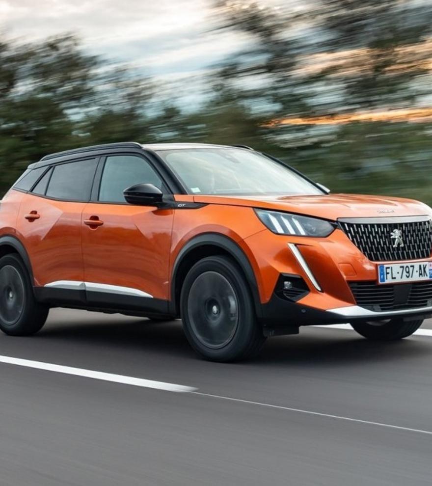 Los 10 coches más vendidos en febrero de 2021 en España