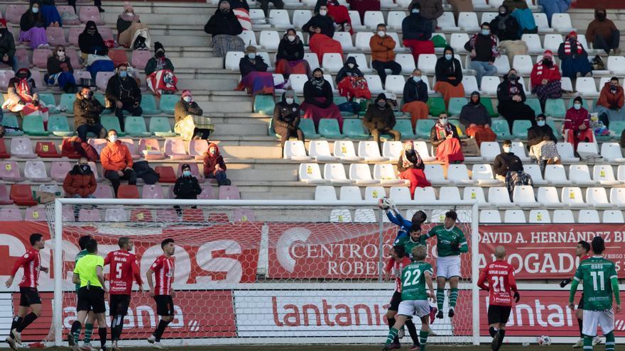El Zamora CF recibe otras 200 entradas para el partido ante el Salamanca UDS