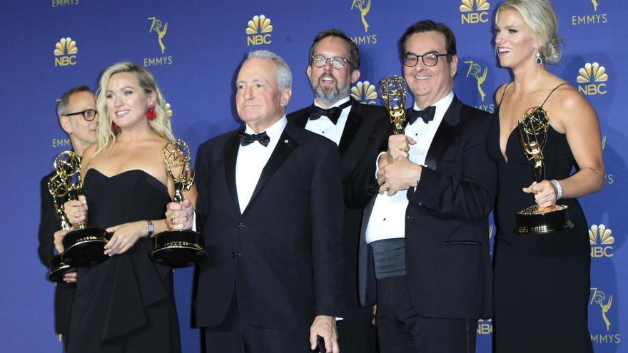 'Juego de tronos' reconquista los premios Emmy